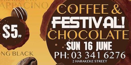 Chocolatte - Coffee & Chocolate Festival tickets