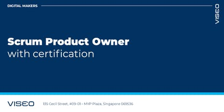 Scrum Product Owner Workshop with Certification - Singapore tickets