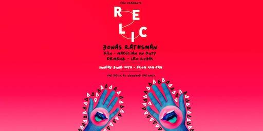 Relic featuring Jonas Rathsman, Fiin & More