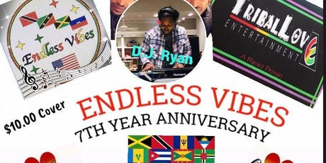 Endless Vibes Caribbean Band 7 Year Anniversary tickets