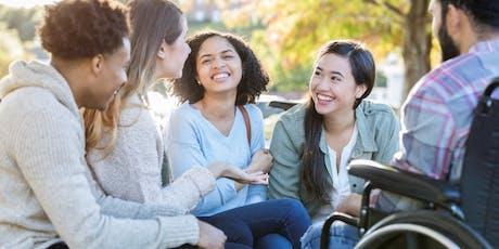 Inclusive Communities - Enabling Organisations tickets