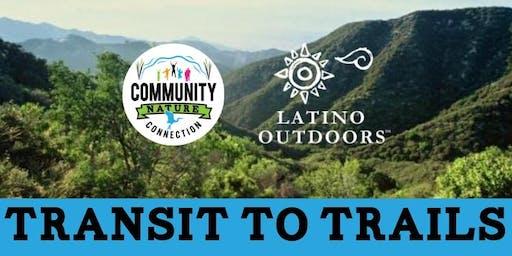 Transit to Trails Hike with LO LA & CNC: Topanga State Beach