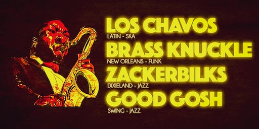 POLO JAZZ FEST : Swing - Funk - Latin - New Orleans - Dixieland