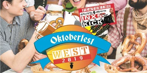 Oktoberfest West Ft Chocolate Starfish and their INXS KICK show