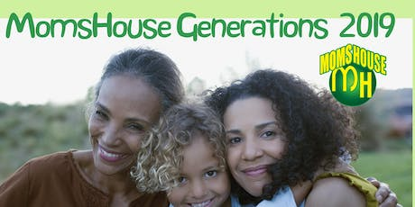 MomsHouse Generations 2019 - Fashion show/Fundraiser tickets