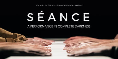 SEANCE | Hobart | Thursday June 20, 2019 tickets
