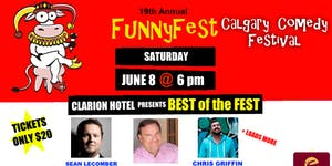 "SATURDAY June 8 @ 6 pm ""BEST of the FEST"" @ Clarion..."