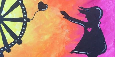 Create Your Own Disney Banksy (2hr Paint & Sip) - BYO Food & Drink tickets