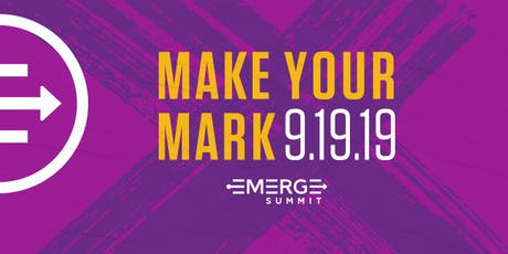 2019 EMERGE Summit tickets