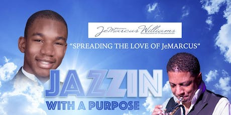 """Jazzin with a Purpose"" Benefit Concert tickets"