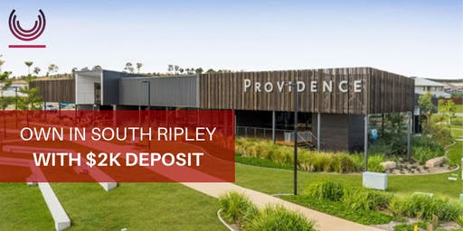 FREE First Home Buyers Event - Own in South Ripley With $2K Deposit