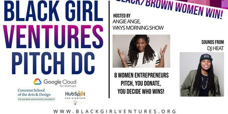 Black Girl Ventures DC powered by Google Cloud for Startups tickets