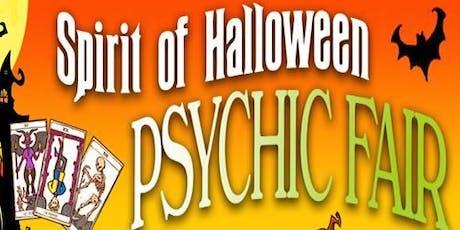 Fall Psychic & Holistic Fair! tickets