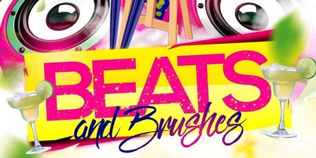 Beats and Brushes Paint Party tickets