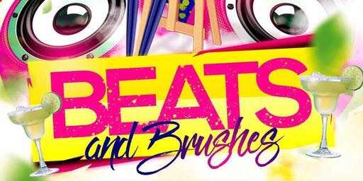 Beats and Brushes Paint Party