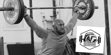 Olympisches Gewichtheben Technik und Trainingsanwendung tickets