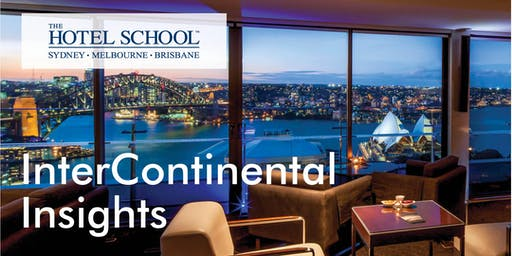Experience InterContinental Sydney with The Hotel School