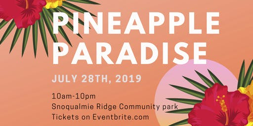 Pineapple Paradise https://www.eventbrite.com/support
