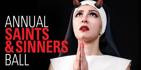 The Saints and Sinners Ball tickets