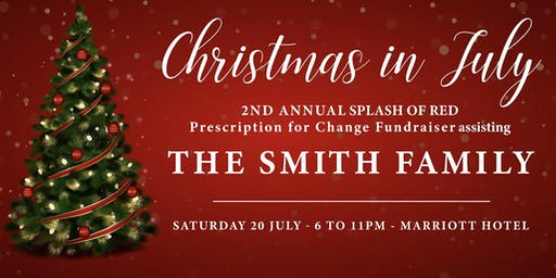 """Splash of Red"" PFC Fundraiser at the Marroitt Hotel Brisbane"