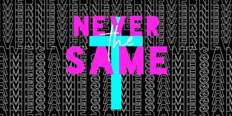 NEVER THE SAME - ECY   Wintercamp '19 tickets