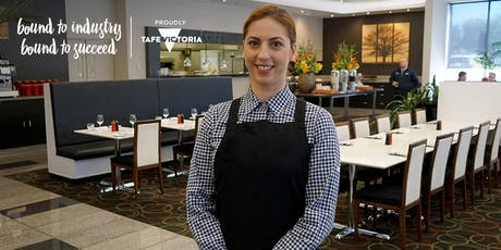 Info Session | FREE TAFE Hospitality & Cookery Courses tickets