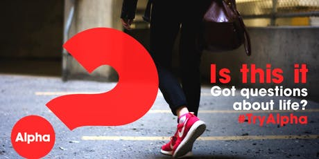 Alpha Course tickets