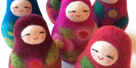 WINTERarts: Felt Babushkas tickets
