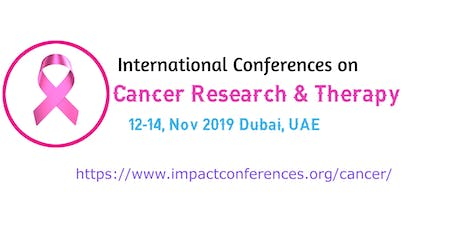 International conferences on Cancer Research & Therapy tickets