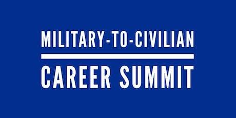 Working Spirit Military-to-Civilian Career Summit (Brisbane) tickets