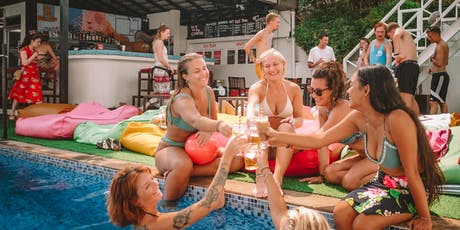 Pool Party at Mad Monkey Siem Reap! tickets
