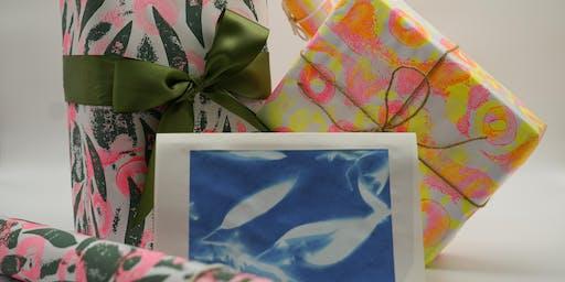 WINTERarts: Floral Printmaking
