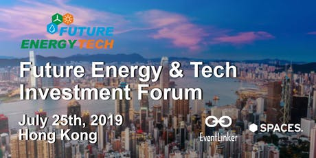 Future Energy & Tech Investment Forum tickets