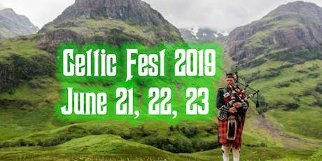 Tyler Celtic Festival tickets