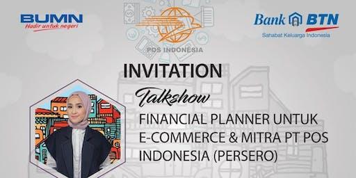 Talkshow Financial Planner Untuk Ecommerce