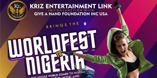 WORLDFEST TO NIGERIA 2019 (Day 1) - Evening