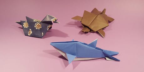 WINTERarts: The art of origami for tiny hands tickets