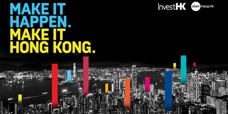 InvestHK Networking Drinks: An Introduction to the HK Startup Ecosystem tickets