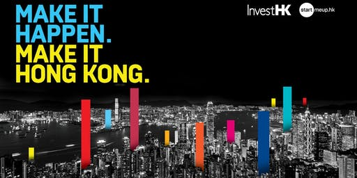 InvestHK Networking Drinks: An Introduction to the HK Startup Ecosystem