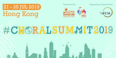 Asia Pacific Choral Summit 2019 tickets