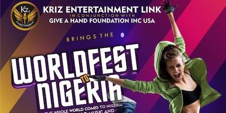 WORLDFEST TO NIGERIA 2019 (Day 2) - DayTime tickets