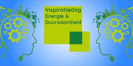 Inspiratiedag Energie & Duurzaamheid tickets
