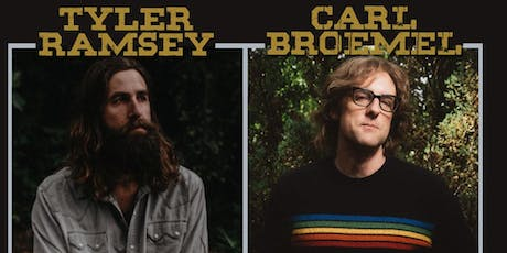 Tyler Ramsey and Carl Broemel in the Gospel Lounge tickets