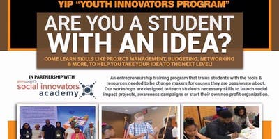 YIP Youth Innovators Program