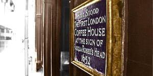 The history of London in five drinks: A walking tour...