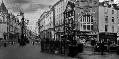 The soul of the city: A walking tour of London's four oldest streets with Dr Matthew Green tickets