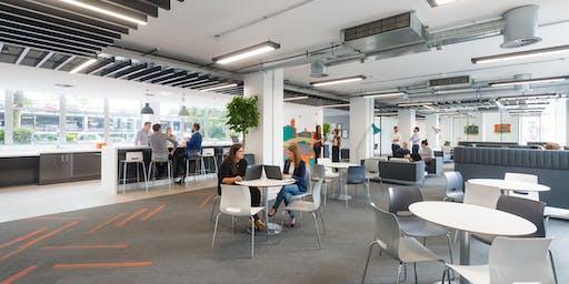 Free Workspace Wednesdays - Trafford House