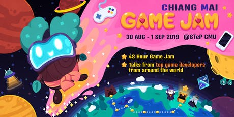 Chiang Mai Game Jam 2019 tickets
