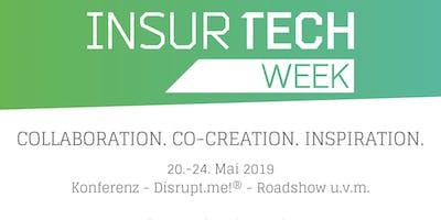 InsurTech - Disrupt.me!® powered by RheinLand Versicherungsgruppe