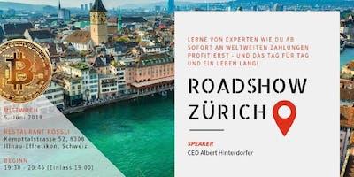 Bitcoin Roadshow Zürich